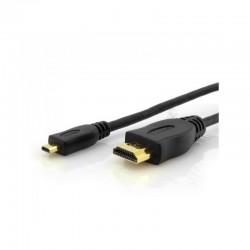 Cable Mirco HDMI Type D 2 mètres
