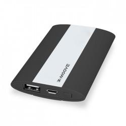 Batterie externe X-Moove Powergo Mini 3000 mAh Noire
