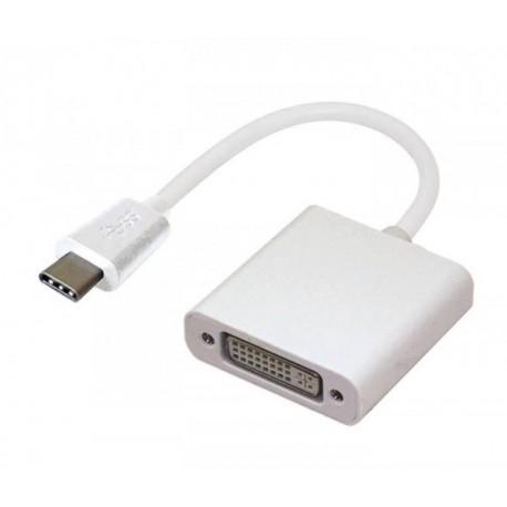 Adaptateur USB Type-C vers DVI F