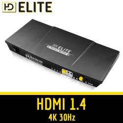 Splitter HDMI ProHD 2x4 1.4 4K30Hz