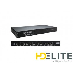 Splitter HDMI 1x8 over HDBaseT