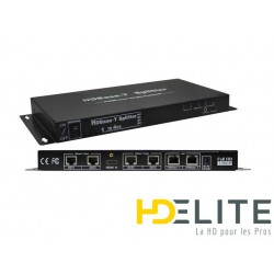 Splitter HDMI 1x4 over HDbase-T
