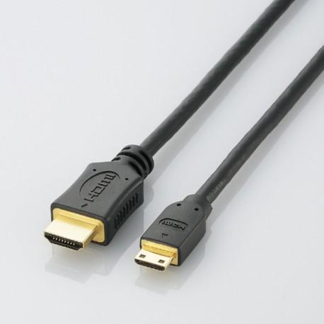 Cable Mini HDMI type C 2 mètres
